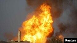 استهداف انابيب النفط وخزاناته أحد اشكال المخاطر الامنية التي تهدد القطاع النفطي في العراق
