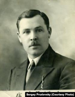 Степан Кузнецов в Харбине, 1929