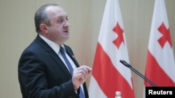 Говоря об Абхазии и Южной Осетии, Георгий Маргвелашвили вновь предложил жителям оккупированных регионов воспользоваться всеми «благами европейской интеграции Грузии»