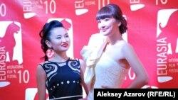 Казакстандык волейболчу кыз Сабина Алтынбекова