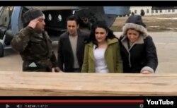 """""""Xoca"""" filmindən kadr (Youtube)"""
