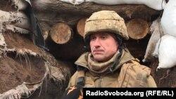 Максим, военнослужащий ВСУ