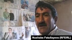 Novruz Allahverdiyev is sure the president will help him.