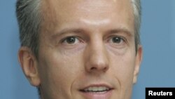 Валерий Хорошковский - новый первый вице-премьер Украины