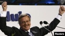 Победа Бронислава Коморовского - это победа сдержанной и сбалансированной внешней политики Польши