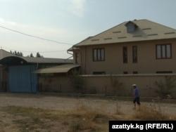 Дом Торо Кожошева, где было обнаружено его тело.