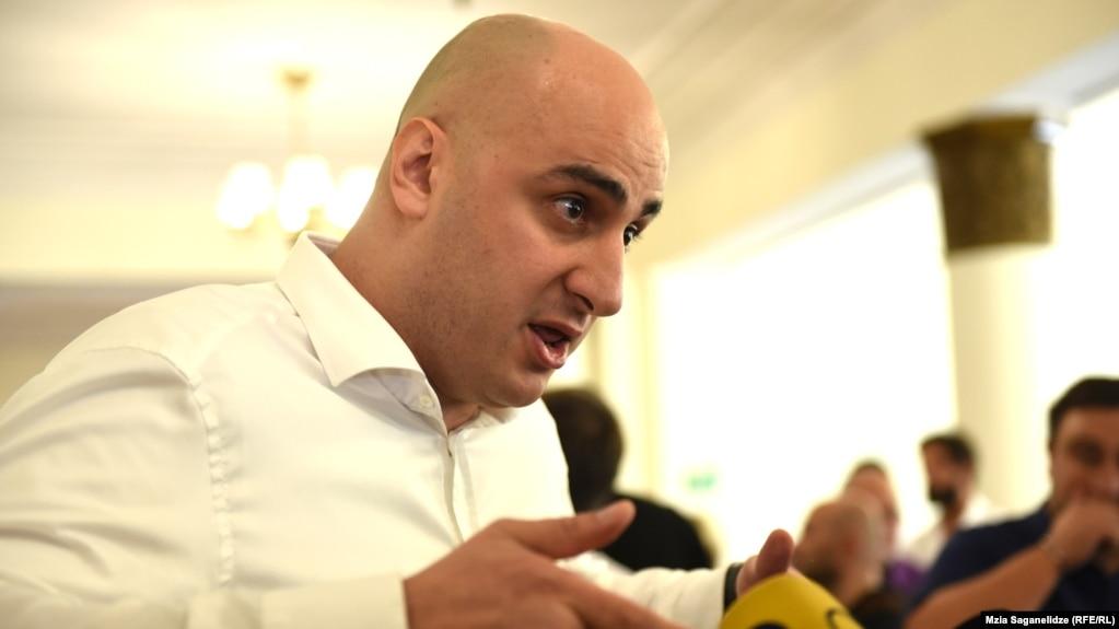 В Грузии с оппозиционного депутата сняли неприкосновенность