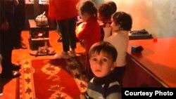 Qazax rayonunda uşaq bağçası (Foto arxivdəndir)