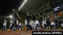 «Qarabağ»-PAOK oyunu