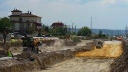 Крымчан выселяют ради новой дороги?   Доброе утро, Крым