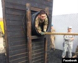 Таку «смугу реакції лідера» хочуть облаштувати і в Миколаєві. Фото з фейсбук-сторінки Юрія Клімкіна