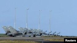 فرودگاه نظامی بریتانیا در شمال اسکاتلند