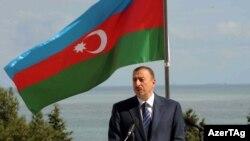 Прэзыдэнт Азэрбайджану Ільхам Аліеў