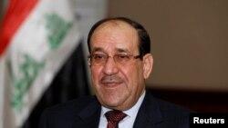Iraqi Vice President Nuri al-Maliki