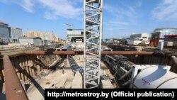 Izgradnja metroa, ilustrativna fotografija