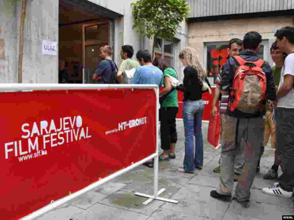 15. Sarajevo Film Festival #3