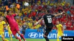Armando Sadiku shënuesi i golit të fitores