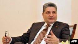 Премьер-министр Армении Тигран Саргсян (архивная фотография)