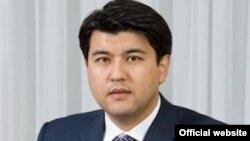 Министр национальной экономики Казахстана Куандык Бишимбаев.