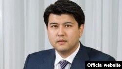 Қуандық Бешімбаев, ұлттық экономика министрі.