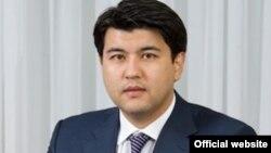 Қуандық Бишімбаев, бұрынғы ұлттық экономика министрі.