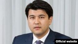 Қуандық Бишімбаев, ұлттық экономика министрі.
