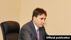 Руководитель аппарата президента Армении Армен Геворкян (архив)