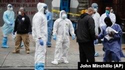 Nju Jorku gjatë pandemisë. Foto ilustruese.
