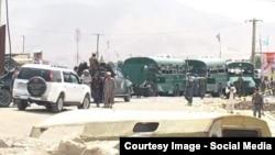 Janyndan geçen hüjümçileriň hüjümi, Kabul, 30-njy iýun, 2016