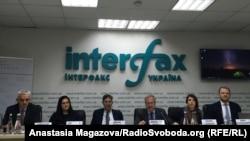 Презентація Робочої групи із запобігання іноземного втручання у вибори президента України
