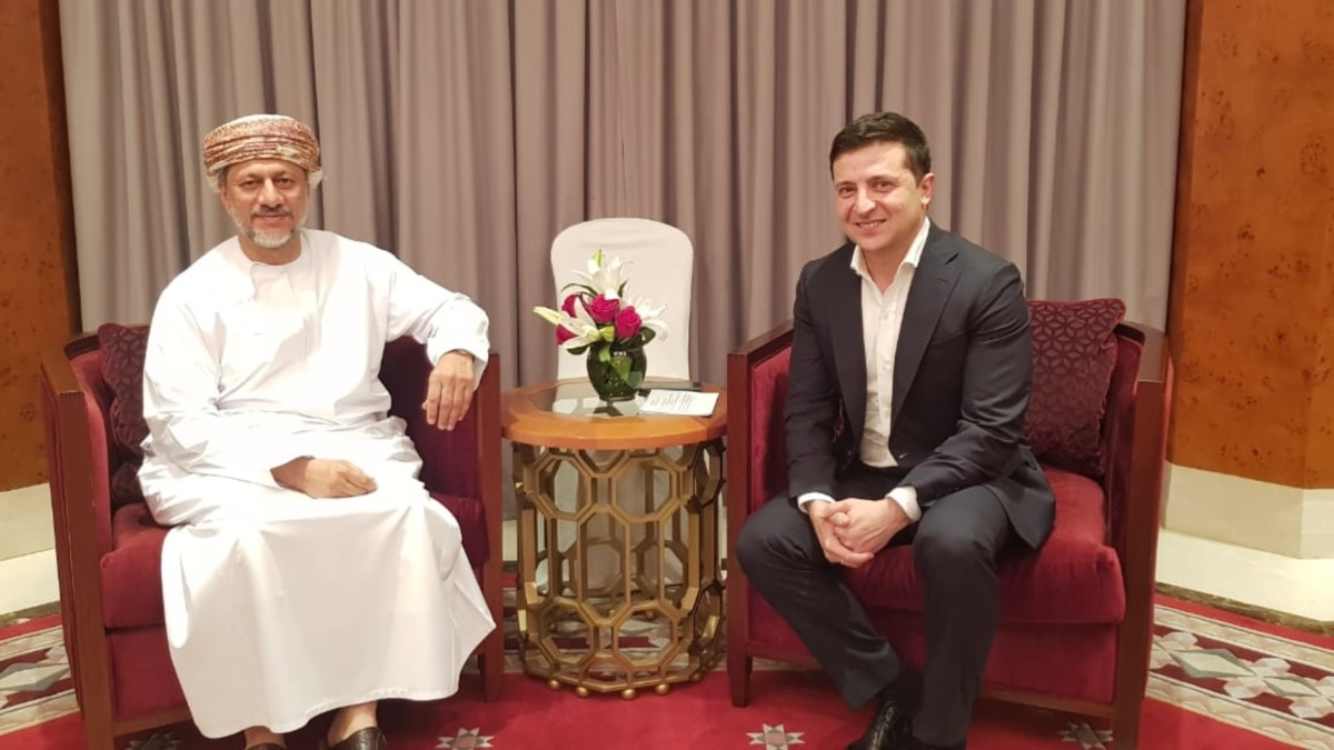 Радио Свобода Daily: Зеленский летал в Оман за счет жены – прессслужба президента