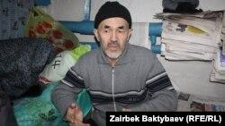 Азимжан Аскаров Бишкектеги 47-абакта. 28-декабрь, 2011.