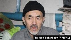Гражданский активист и журналист Азимжан Аскаров, приговоренный в Кыргызстане к пожизненному заключению после Июньских событий 2010 года.