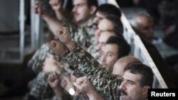 Anëtarë të forcave iraniane (Foto nga Arkivi)
