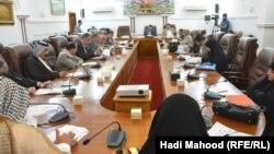 إجتماع لمجلس محافظة المثنى