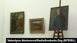 Виставка Володимира Винниченка у Києві, 6 серпня 2010 року