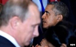 Путин и Обама на Генассамблее ООН