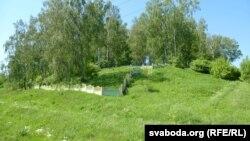 Так выглядаюць Александрыскія могілкі