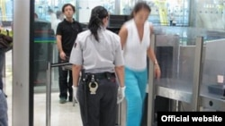 Одна из систем безопасности IDO Security в действии