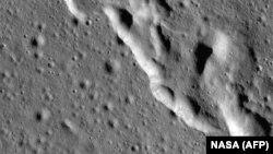 Sipërfaqja e Hënës