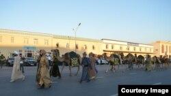 Özbəkistan, arxiv fotosu
