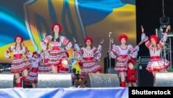 Архівне фото: виступ під час етно-рок-фестивалю «Козак Фест», 2 червня 2018 року