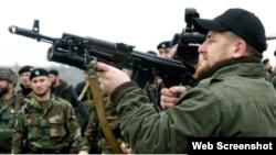 Рамзан Кадыров, как будто подыгрывает создателям голливудских картин
