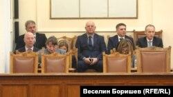 Премиерът Бойко Борисов по традиция отсъстваше от заседанието на парламента