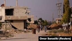 Дамаск, иллюстрационное фото