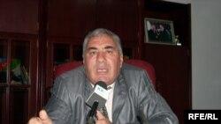 Hafiz Hacıyev, Bakı, 1 oktyabr 2008