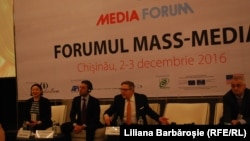 La ultimul Forum mass-media la Chișinău