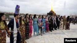 Церемонија за прослава на Невруз