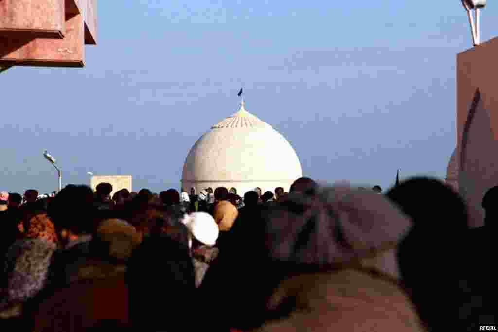 Marking Ashura In Azerbaijan #3
