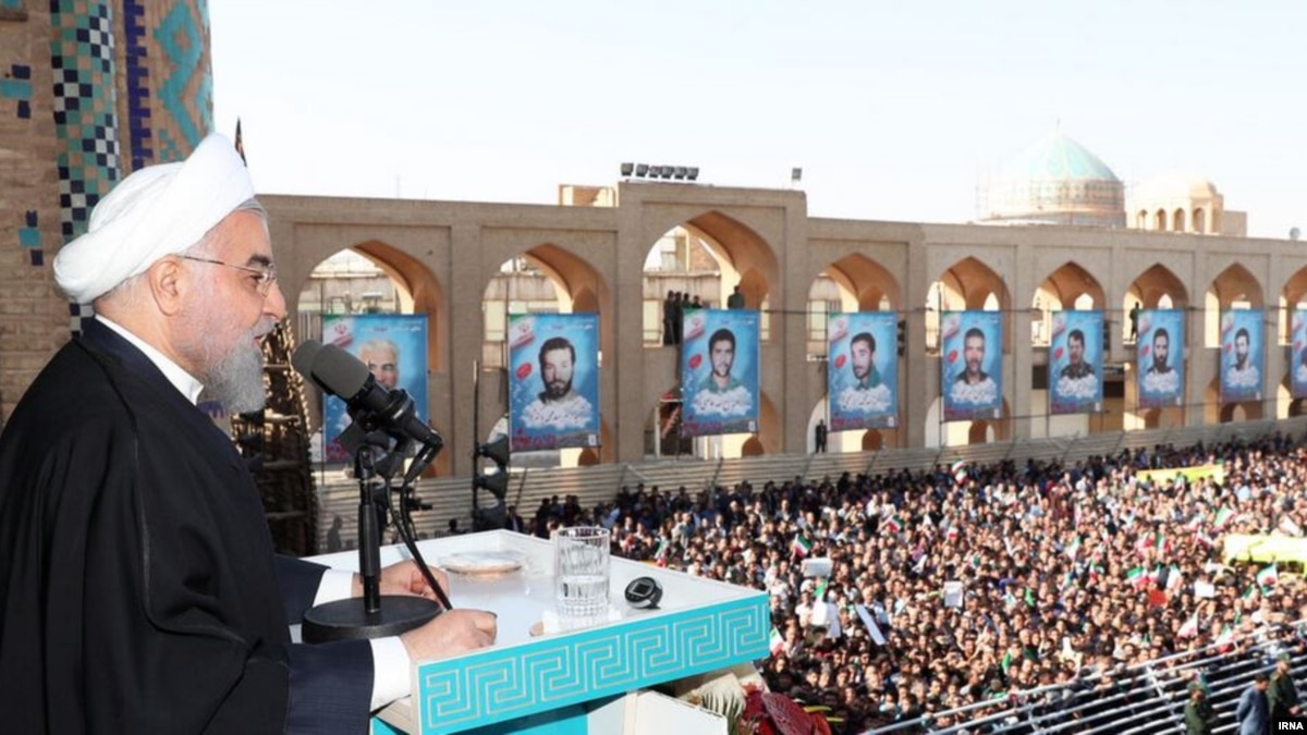 Власти Ирана заявляет об обнаружении «огромного месторождения нефти